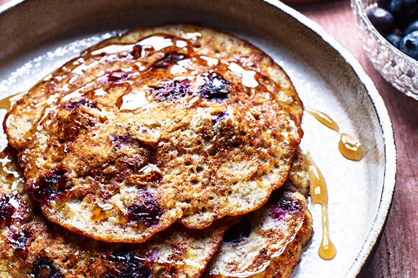 4 healthy gluten-free breakfasts