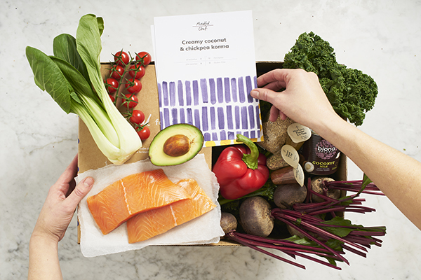 The best recipe box in the uk mindful chef instead we pack our recipes full of nutritious vegetables and complex carbohydrates to keep you feeling energised fuller for longer forumfinder Choice Image