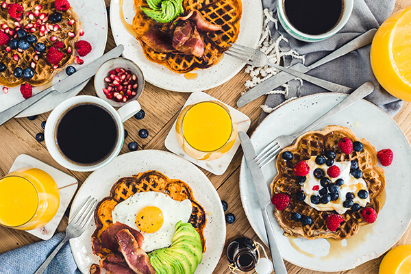 The 5 Best Healthy Brunch Spots In Manchester Mindful Chef